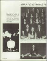 1975 Girard High School Yearbook Page 108 & 109