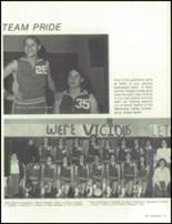1975 Girard High School Yearbook Page 110 & 111