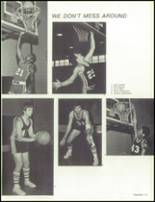 1975 Girard High School Yearbook Page 116 & 117