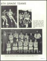 1975 Girard High School Yearbook Page 120 & 121