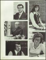 1975 Girard High School Yearbook Page 128 & 129