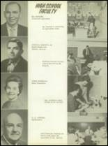 1962 Morris High School Yearbook Page 10 & 11