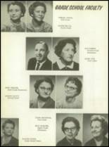 1962 Morris High School Yearbook Page 12 & 13