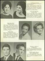 1962 Morris High School Yearbook Page 16 & 17