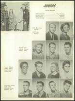 1962 Morris High School Yearbook Page 20 & 21