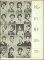1962 Morris High School Yearbook Page 22 & 23
