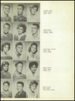 1962 Morris High School Yearbook Page 24 & 25