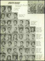 1962 Morris High School Yearbook Page 26 & 27