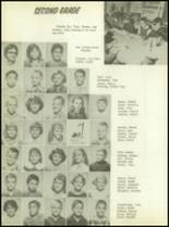 1962 Morris High School Yearbook Page 32 & 33