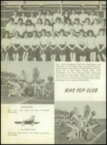 1962 Morris High School Yearbook Page 50 & 51