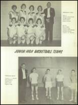 1962 Morris High School Yearbook Page 54 & 55