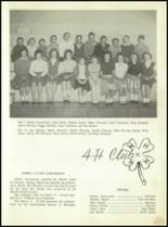 1962 Morris High School Yearbook Page 56 & 57