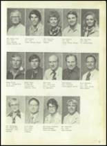 1977 Baird High School Yearbook Page 24 & 25