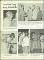 1977 Baird High School Yearbook Page 26 & 27