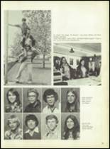 1977 Baird High School Yearbook Page 38 & 39