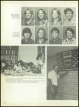 1977 Baird High School Yearbook Page 40 & 41