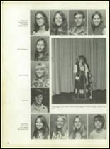 1977 Baird High School Yearbook Page 44 & 45