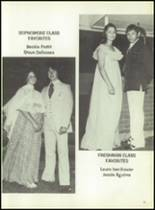 1977 Baird High School Yearbook Page 56 & 57