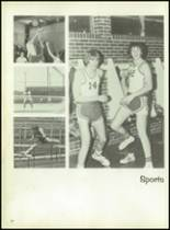 1977 Baird High School Yearbook Page 60 & 61