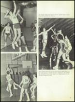 1977 Baird High School Yearbook Page 70 & 71