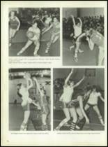 1977 Baird High School Yearbook Page 76 & 77