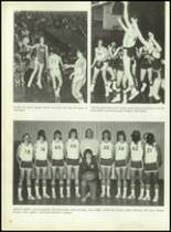 1977 Baird High School Yearbook Page 78 & 79