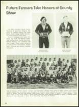 1977 Baird High School Yearbook Page 92 & 93
