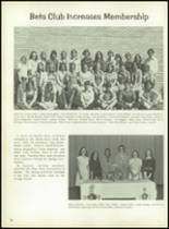 1977 Baird High School Yearbook Page 98 & 99