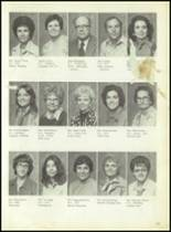 1977 Baird High School Yearbook Page 110 & 111