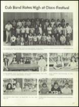 1977 Baird High School Yearbook Page 116 & 117