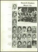 1977 Baird High School Yearbook Page 124 & 125