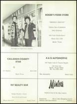 1977 Baird High School Yearbook Page 142 & 143