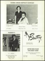 1977 Baird High School Yearbook Page 148 & 149