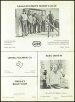 1977 Baird High School Yearbook Page 154 & 155