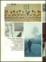 1974 Farmville Central High School Yearbook Page 10 & 11