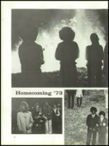 1974 Farmville Central High School Yearbook Page 24 & 25