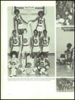 1974 Farmville Central High School Yearbook Page 40 & 41