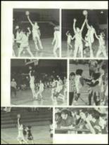 1974 Farmville Central High School Yearbook Page 44 & 45
