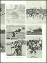 1974 Farmville Central High School Yearbook Page 48 & 49