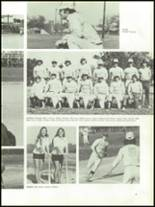 1974 Farmville Central High School Yearbook Page 50 & 51