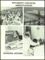 1974 Farmville Central High School Yearbook Page 66 & 67
