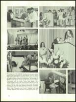 1974 Farmville Central High School Yearbook Page 70 & 71