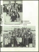 1974 Farmville Central High School Yearbook Page 74 & 75