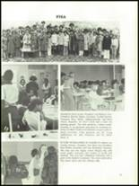 1974 Farmville Central High School Yearbook Page 88 & 89