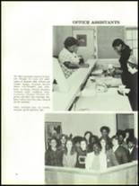 1974 Farmville Central High School Yearbook Page 90 & 91