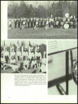 1974 Farmville Central High School Yearbook Page 92 & 93
