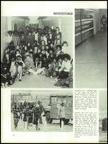 1974 Farmville Central High School Yearbook Page 94 & 95