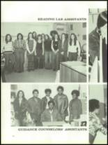 1974 Farmville Central High School Yearbook Page 96 & 97