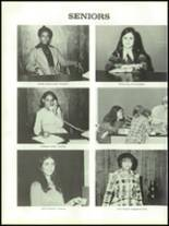 1974 Farmville Central High School Yearbook Page 100 & 101