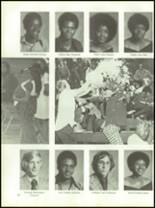 1974 Farmville Central High School Yearbook Page 110 & 111
